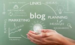 At være blogger betyder ikke bare, at du skriver på nettet. Du skal designe, planlægge, bygge netværk og lave marketing for at få succes.