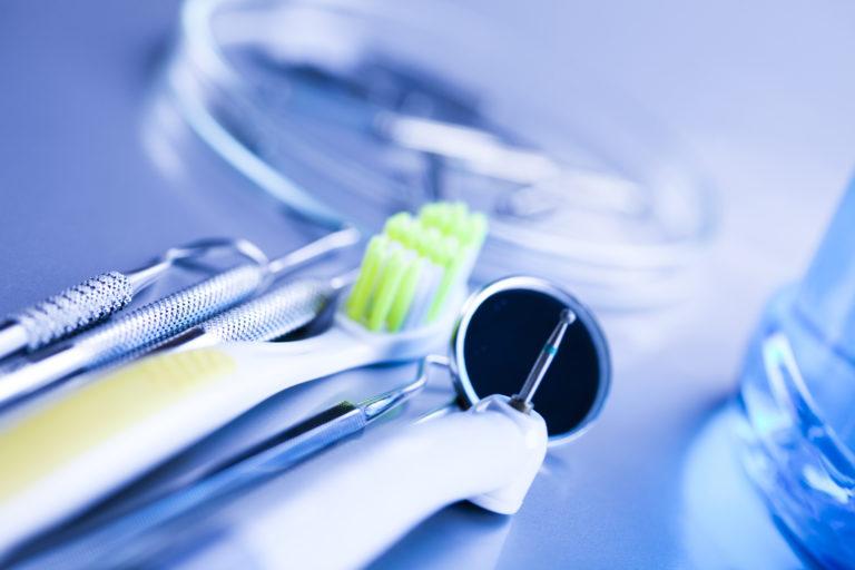 Tandlæge redskaber