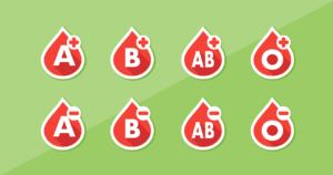 Blod Bloddonor Blodtyper Donor