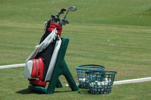 golf caddie
