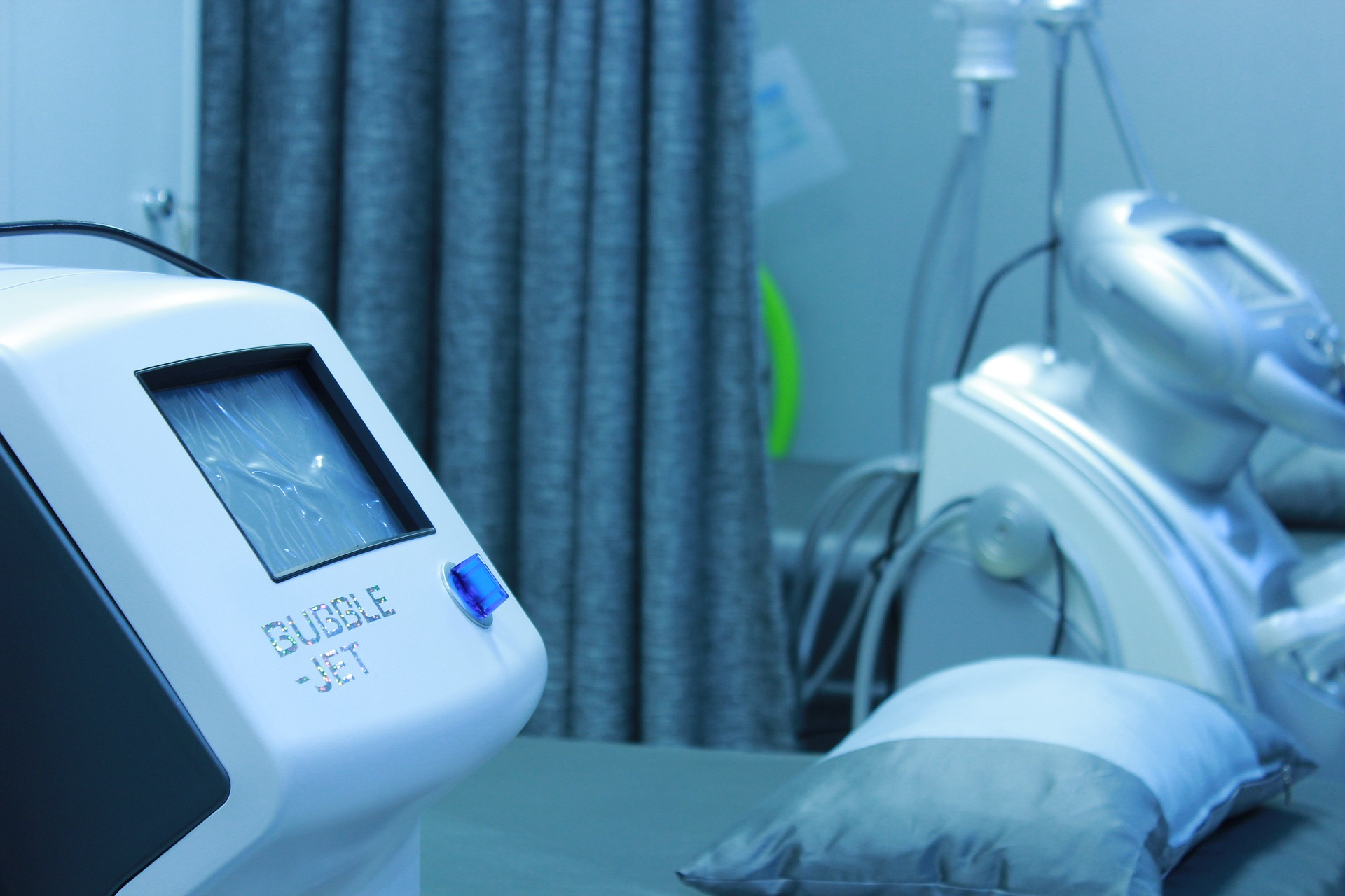 hospital apparat undersøgelse