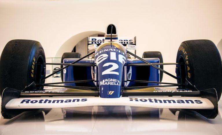 motorsport racerkører formel1