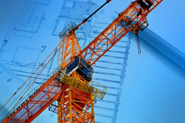 kranfører kran byggeplads