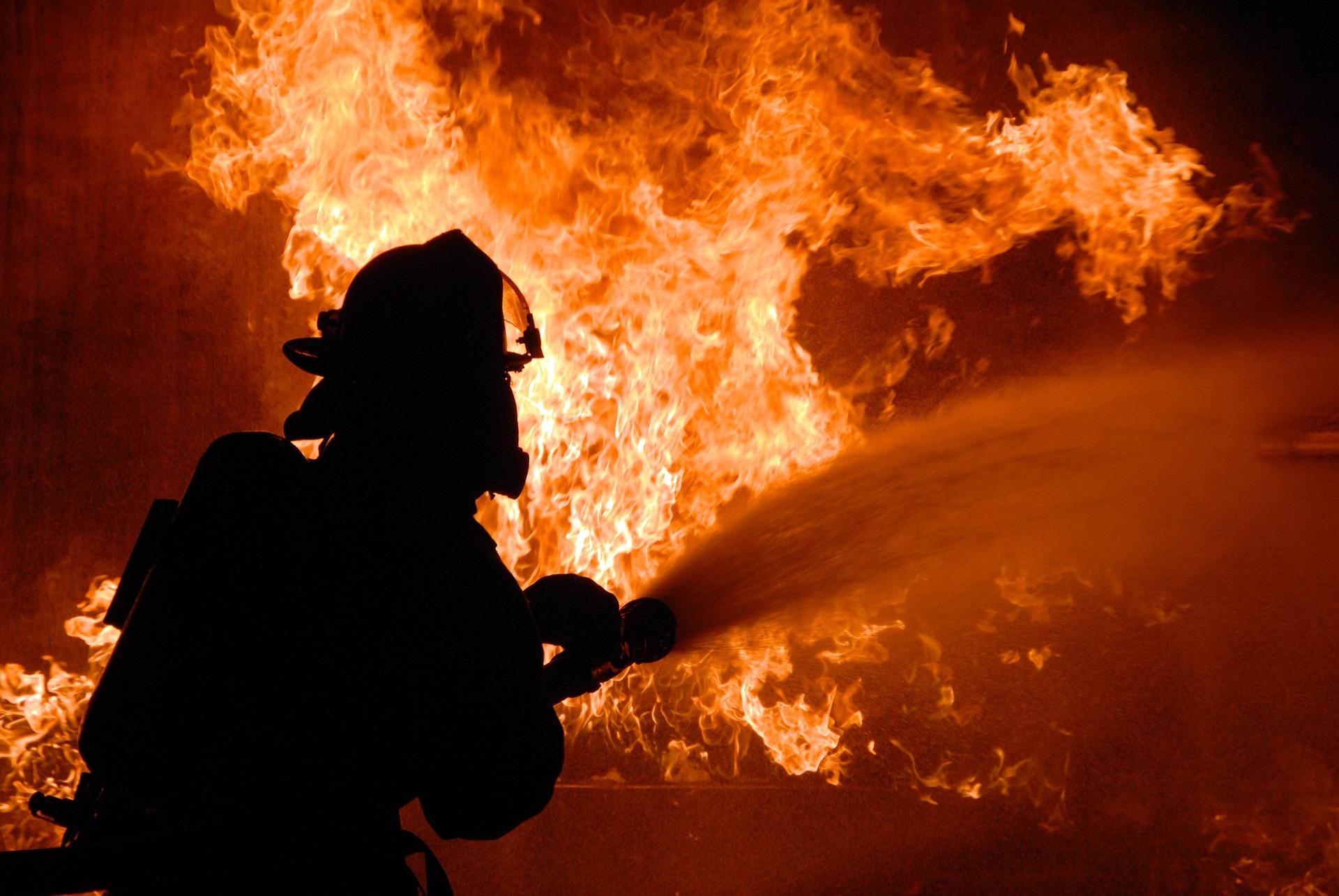 Brandmand brand