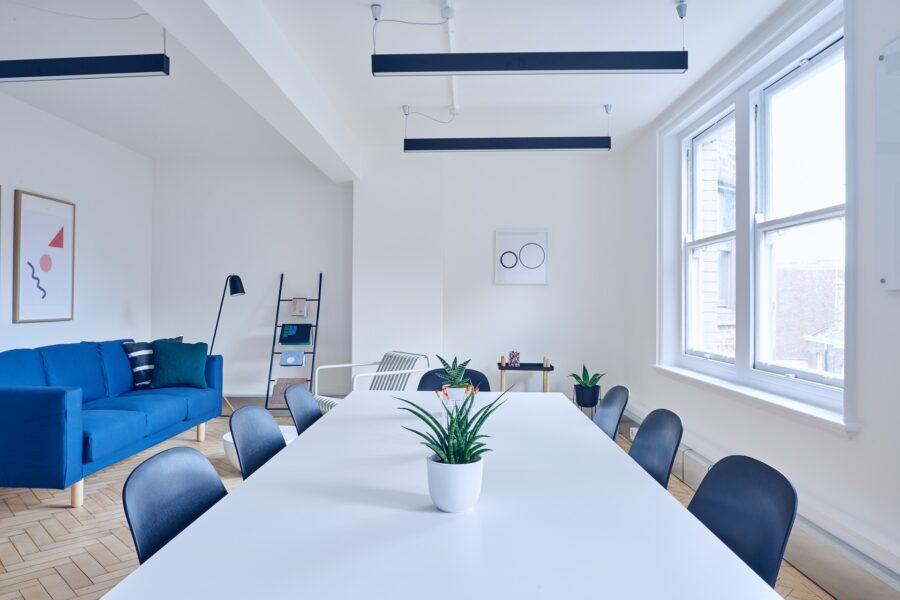 indretning mødelokale