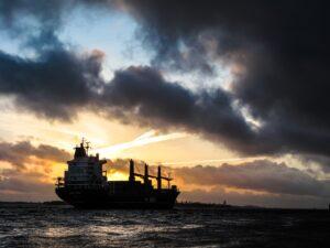 shipping søfart skibsofficer havet