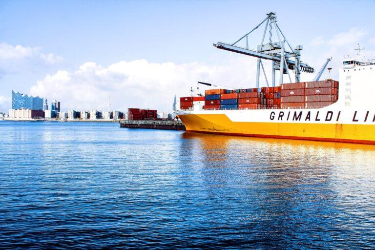 shipping logistik havn