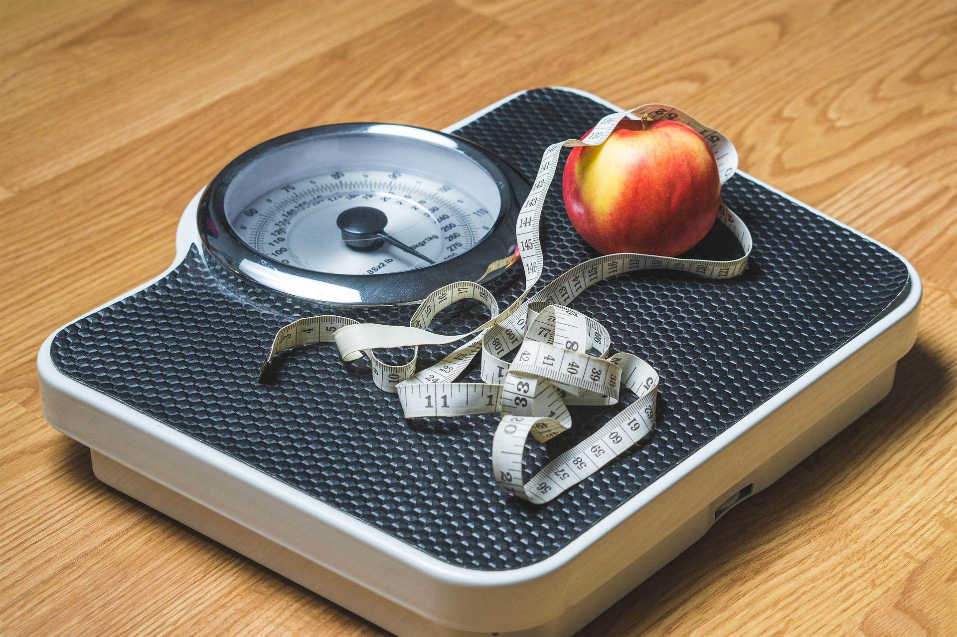 slank kost vægt