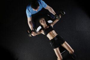 træning træner fitness sundhed