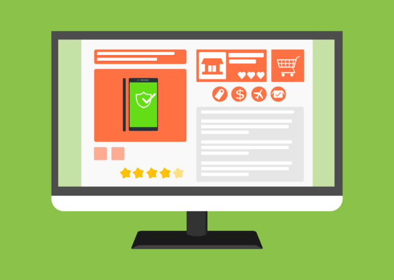 E-handel E-commerce Online shopping