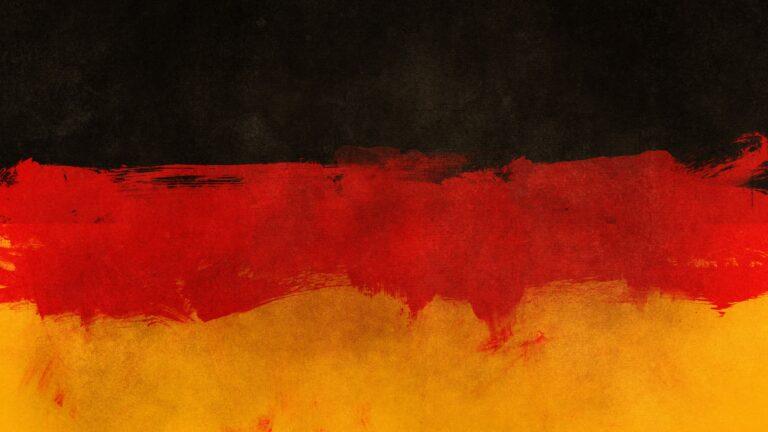 tysk tyskland flag