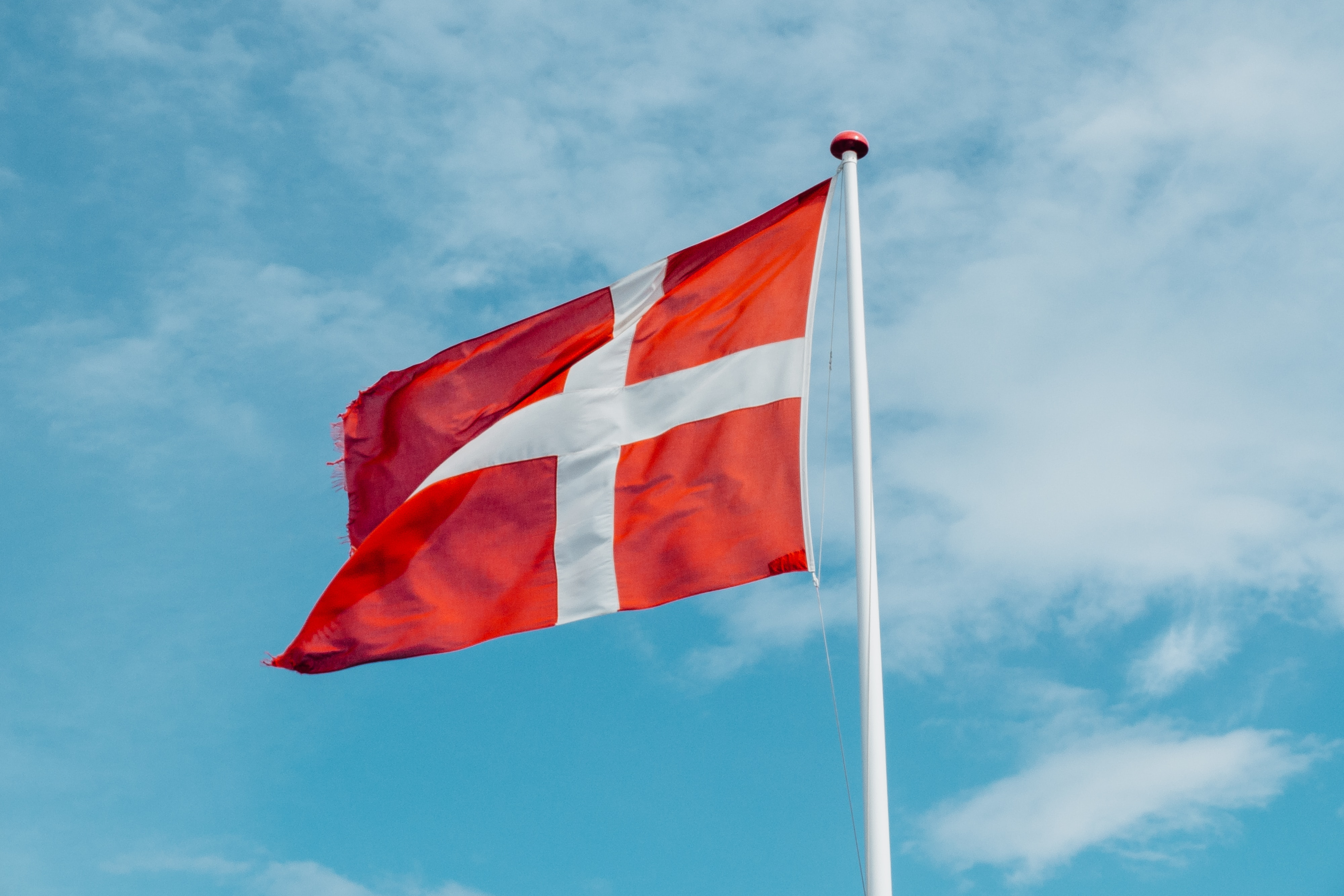 danmark dansk Dannebrog
