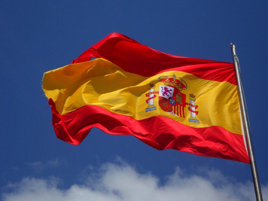 Spanien spansk flag