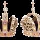 Konge Kongedømme Adel Greve Titel